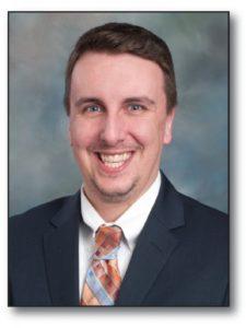Headshot Photo Of Peter M. Draper