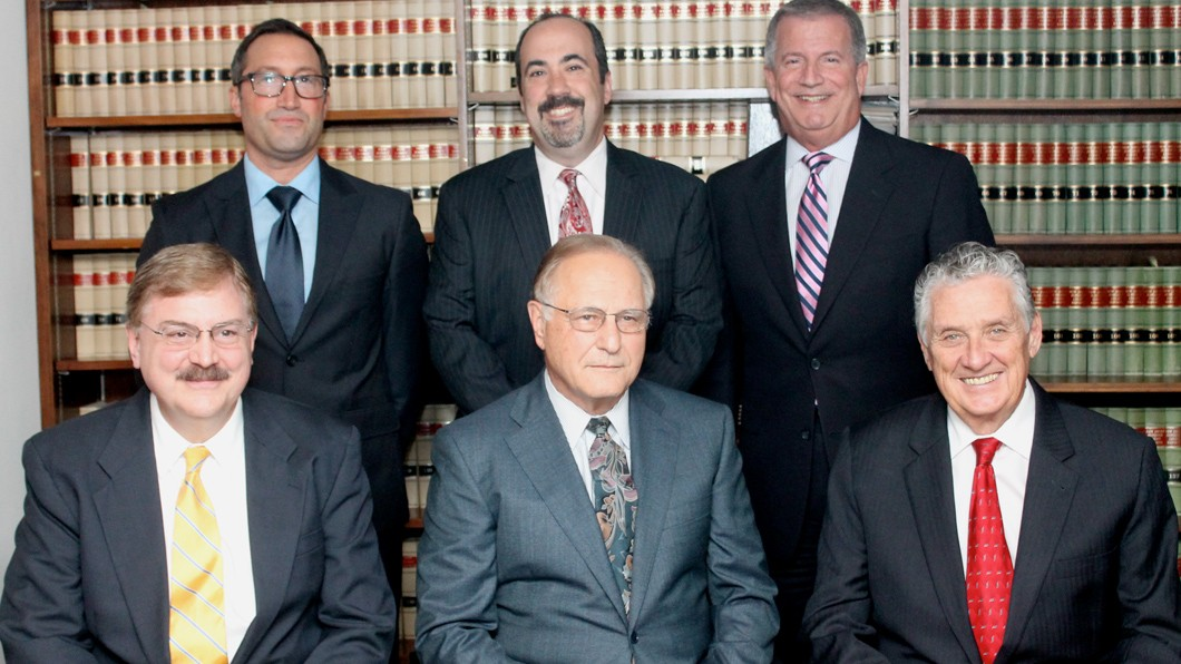 Attorneys At Business And Personal Injury Law Firm, Toms River, NJ Picture - Carluccio, Leone, Dimon, Doyle & Sacks, LLC
