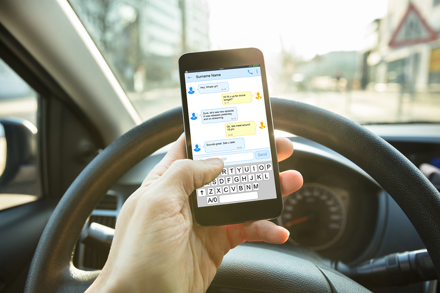 New Distracted Driving Law in Effect for NJ July 23, 2017