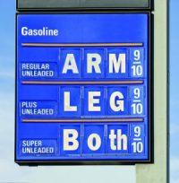 gas tax increase