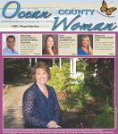 Attorney Annmarie Schreiber Featured Cover of Ocean County Women Magazine's July/August Issue