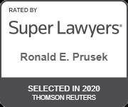 Ronald E. Prusek Super Lawyers