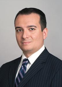 Gary Ahladianakis Esq.